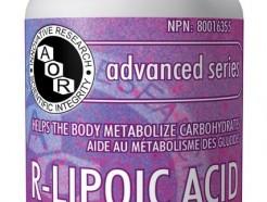 R Lipoic Acid, 150 mg, 90 vegi-caps (AOR)
