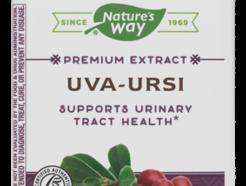 Uva Ursi, 455 mg, 100 vegicaps (Nature's Way)
