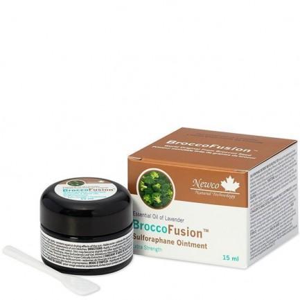 BroccoFusion sulforaphane ointment, extra strength, 15 ml (Newco)