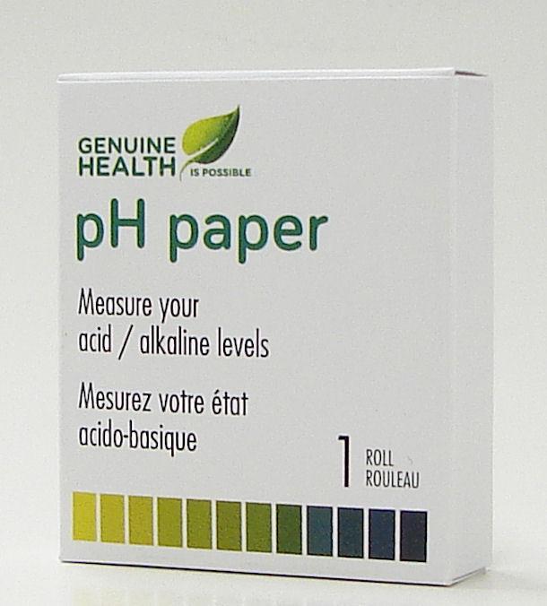 pH paper, 1 roll (genuine health)