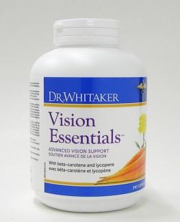Vision Essentials, 240 capsules (Dr. Whitaker)