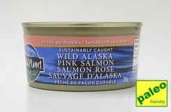 wild alaska pink salmon, skinless, boneless, 170 g (wild planet)