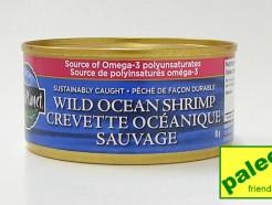 wild ocean shrimp, 113g (wild planet)