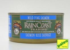 wild pink salmon, 160 g (rainCoast trading)