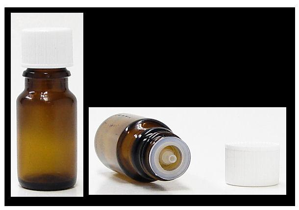 10 ml amber bottle with dropper insert (alypsis)