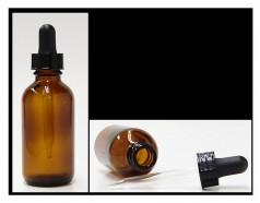50 ml amber bottle with eye dropper (alypsis)