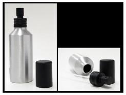 120 ml aluminum bottle with mist sprayer (alypsis)