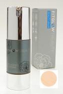 lightly tinted beauty balm BB1 cream, light, 30 ml (fitglow)