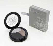 Nightfall mineral eye trio eyeshadow (fitglow beauty)