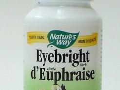 Eyebright, 430 mg, 100 vegicaps (Nature's Way)