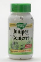 Juniper, 425 mg, 100 vegicaps (Nature's Way)