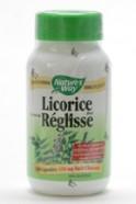 Licorice, 450 mg, 100 vegicaps (Nature's Way)
