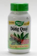Dong Quai, 565 mg, 100 vegicaps (Nature's Way)