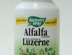 Alfalfa, 405 mg, 100 vegicaps (Nature's Way)