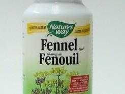 Fennel, 480 mg, 100 vegicaps (Nature's Way)