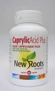 Caprylic Acid Plus, 60 capsules (New Roots)