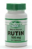 Rutin, 500 mg, 50 caps (Organika)