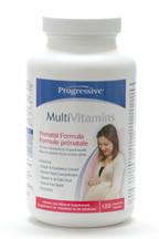 Multi Vitamins, Prenatal Formula, 120 veggie caps (Progressive)