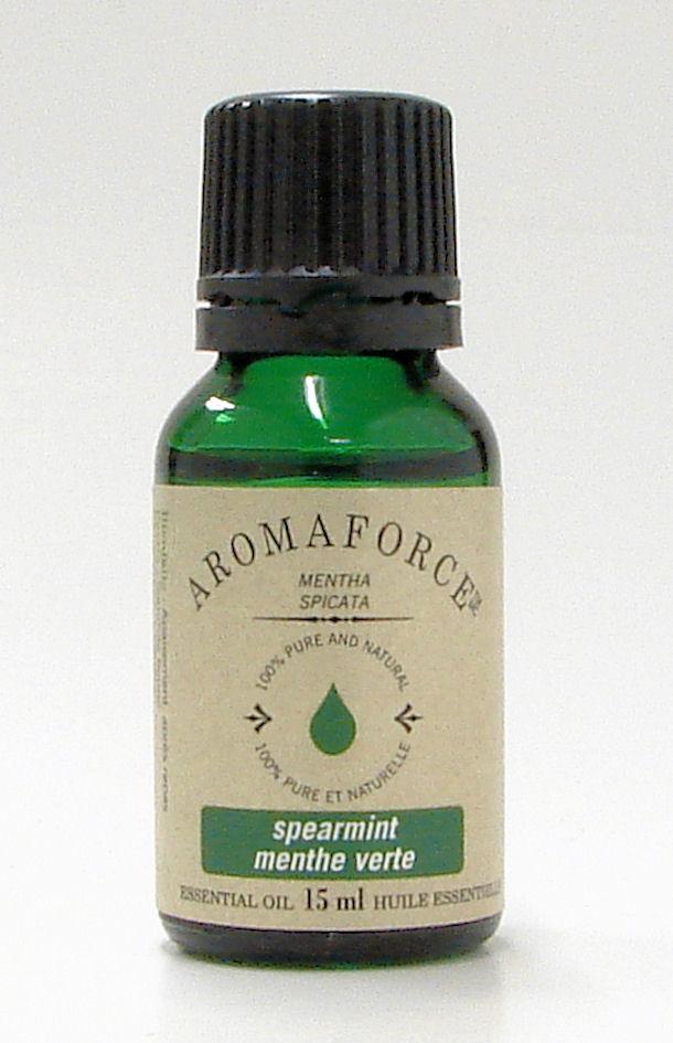 Spearmint, 15 mL, (Aromaforce)