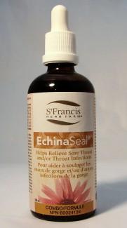 EchinaSeal tincture, 100mL (St. Francis)