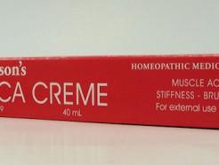 Arnica Cream, 40 mL (Thompson's)