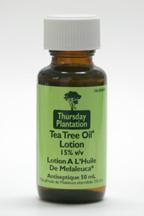 Tea Tree Oil Lotion, 50 mL (Thursday Plantation)