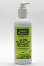 Tea Tree Hand & Body Lotion, 250 mL (Thursday Plantation)