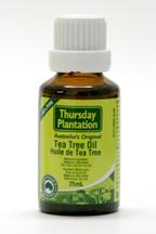 Tea Tree Oil, Antiseptic, 25 mL (Thursday Plantation)