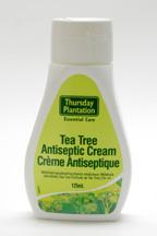 Tea Tree Antiseptic Cream, 125 mL (Thursday Plantation)