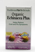 Echinacea Plus Tea, 20 teabags (Traditional Medicinals)