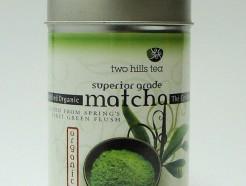 organic matcha, 100 g (two hills tea)