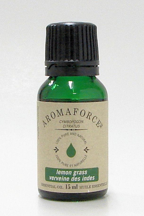 Lemon grass, 15 mL, (Aromaforce)