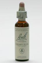 Cherry plum 20 ml (Bach Flower Remedies)