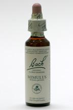 mimulus 20 ml (Bach Flower Remedies)