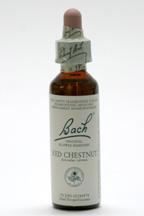 Red Chestnut 20 ml (Bach Flower Remedies)