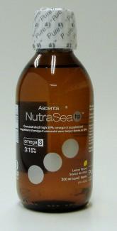 Nutra Sea HP, hi-potency EPA/DHA Omega-3 supplement, 200 mL (Ascenta)