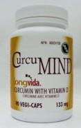 curcuMIND 90 vcaps 133 mg (aor)