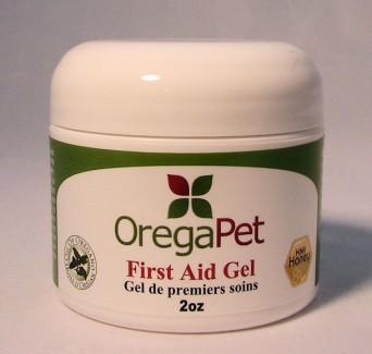 oregaPet first aid gel 2 oz (joy of the mountains)