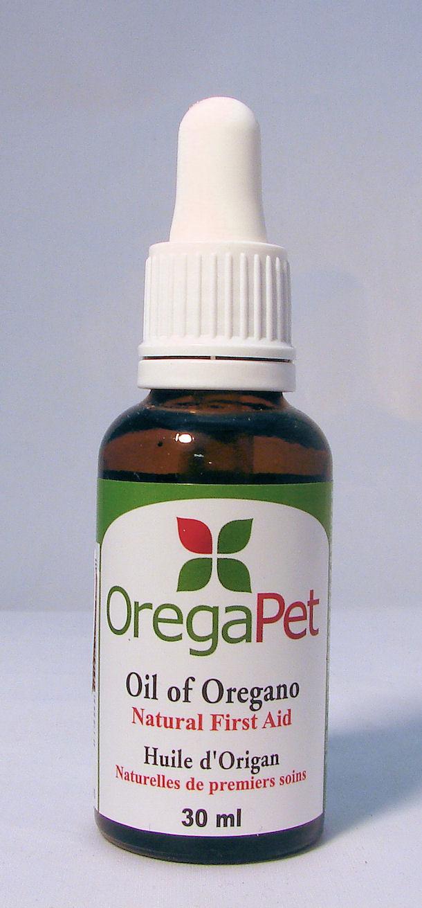 oregaPet oil of oregano 30 ml (joy of the mountains)