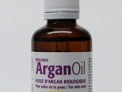 Argan oil, Organic, 50ml (New Roots)