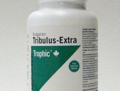 bulgarian tribulus-extra, 300 mg, 60 vcaps (trophic)