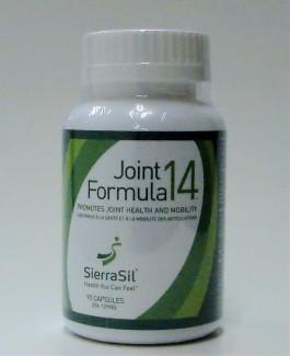 sierraSil joint formula 14, 667 mg, 90 caps (sierrasil health)
