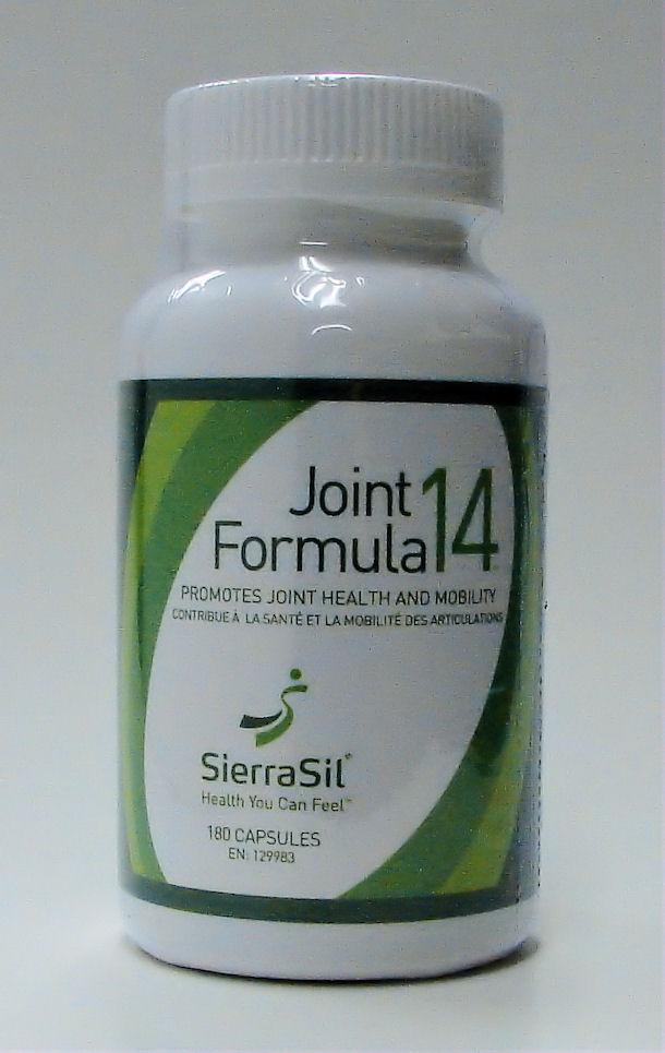 Joint formula 14, 180 caps (Sierrasil)