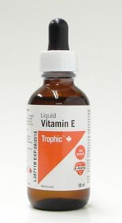 liquid vitamin e, 50 ml, (trophic)