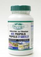 himalayan bee propolis, 500 mg, 100 caps (organika)