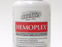 hemoplex, 60 caps (nu-life)