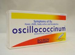 Oscillococcinum, 6 doses (Boiron)