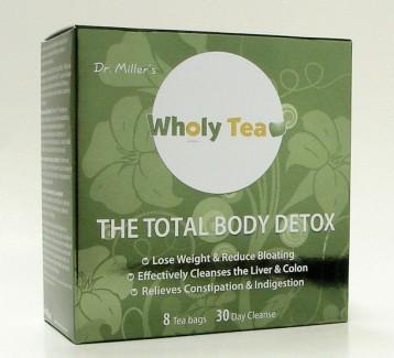 dr miller's wholy tea,  (InnoTech)