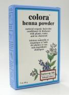 buttercup bld. henna powder, natural organic hair color, 60 g (colora)