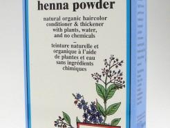 wheat blond henna powder, natural organic hair color, 60 g (colora)